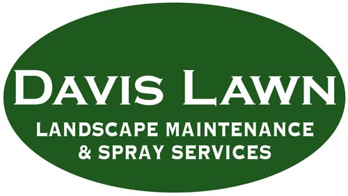 Davis Lawn Old Logo Before