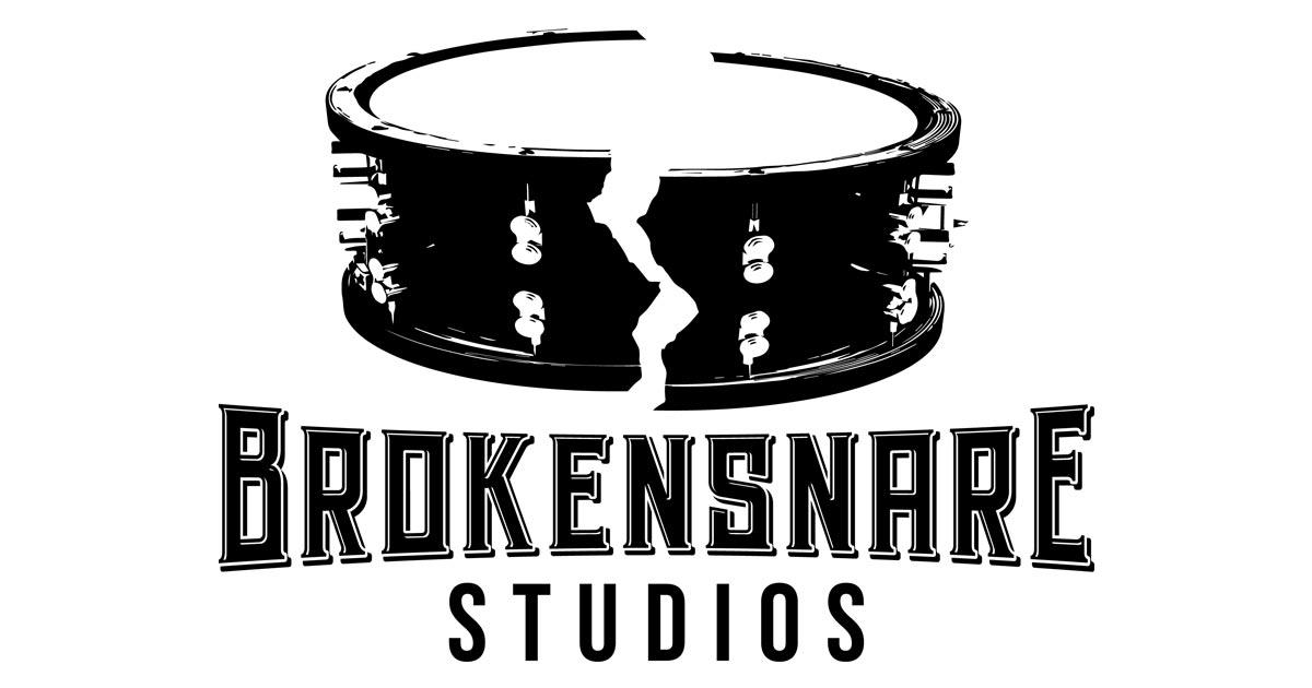 broken snare final logo